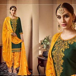 Fancy Patiala Salwar Kameez