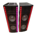 12 Inch Double Multimedia Blue Tooth USB FM Speaker System