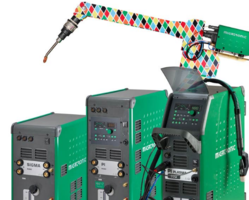 For Robot Integration 400//500 ROBO Welding Machine