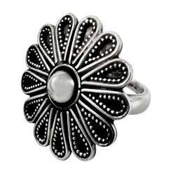 Frangipani Queen 925 Sterling Silver Ring