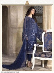 Pakistani Cotton Embroidery Suits