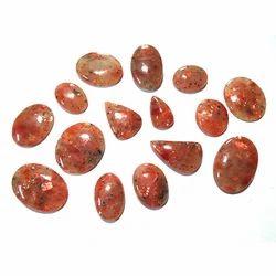 Sunstone Gemstone Cabochons