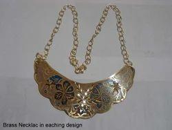 Golden Women Necklace