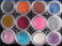 Solvent Resistant Glitter For Nail Polish