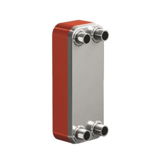 Copper Brazed Plate Heat Exchangers