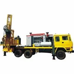 Pole Hole Drill Rig - Drilling Rigs