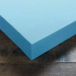 Blue High Density PU Foam