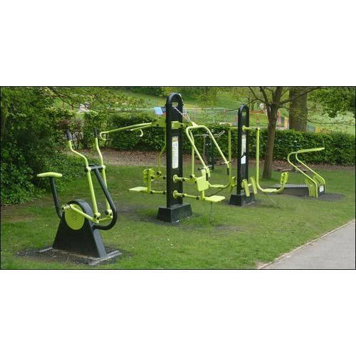 Abdominal Outdoor Fitness Gym Equipment Rs 206150 Unit