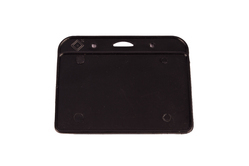 LC Both Side Sticky Regular Size Plastic ID Card Holder CH 27