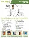 Auto pH Controller Dosing Pump