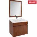 Ceramic Somany Topaz Cabinet Basin