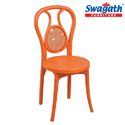 Opal Orange Chair