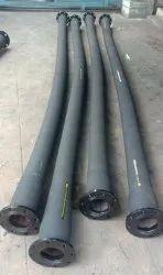 Black BLS Cement Feeding Hose, Size: 2 Inch - 30 Inch