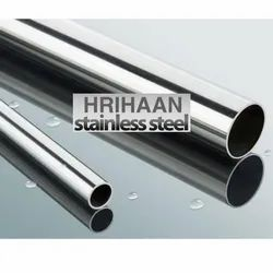 202 Hrihaan Stainless Steel Pipe