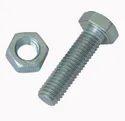 Mild Steel Bolt Nut