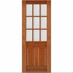 Half Panel Door