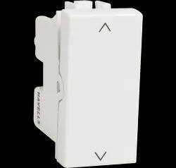 White Havells 16 AX 2way Switch, 240 V