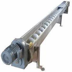 Mild Steel Conveyor Screw
