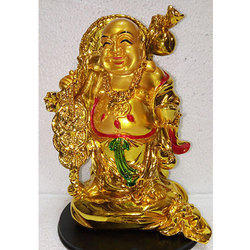 Multicolor Laughing Buddha - Happy Laughing Buddha Statue