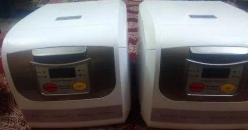Ozone And UV Bank Note Sterilizer Machine
