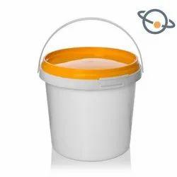 Plastic Paint Container