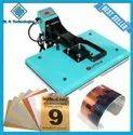 Metal Sublimation Printing Heat Press Machine