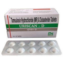 Tamsulosin Hydrochloride And Dutasteride Tablets