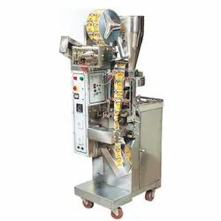 Semi Automatic Sauce Pouch Packing Machine