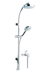 Exposed Shower Pipe Sha-chr-1217r