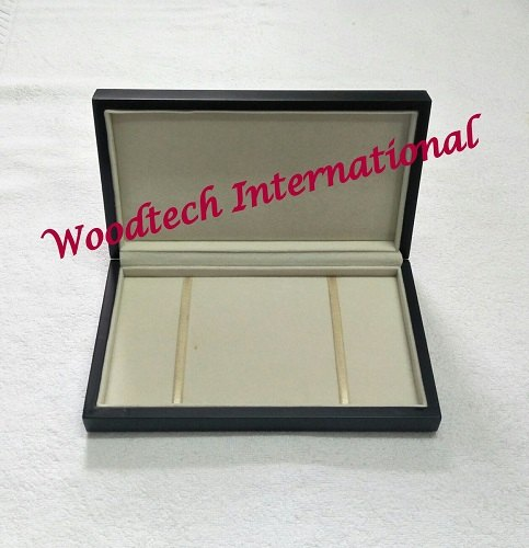 Wooden Tie Box