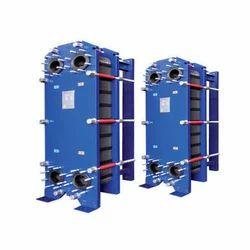 Semi Welded Plate Heat Exchangers, Liquid To Liquid Heat Exchanger