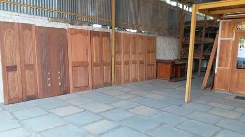 Own By Coustomer/Catalogue Wooden Doors