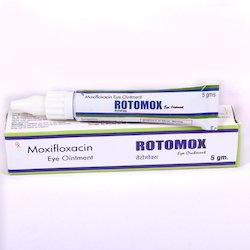 Moxifloxacin 0.5 % Eye Ointment