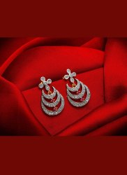 Pr Fashion Lounched Very Pretty Pair Of Simple And Elegant Looking Earring