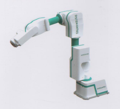 Asystr 600 Robotic Arm | SYSTEMANTICS INDIA PRIVATE LIMITED