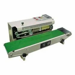 Continuous Horizontal Table Top Band Sealer