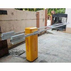 Anti  Crash Boom Barrier Gate