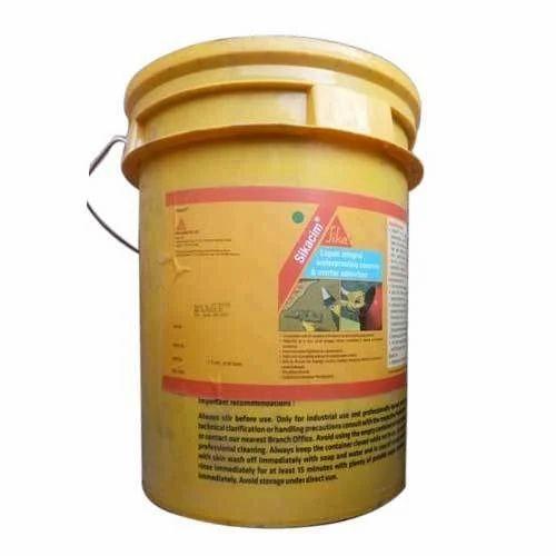 Sika Cim Waterproofing Chemicals