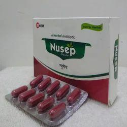 A Herbal Antibiotic Nusep Capsules