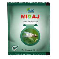 Miraj 20ml Pouch - White Fly and Green Jesside Controller