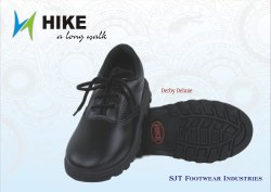 HIKE BOY'S SCHOOL SHOES