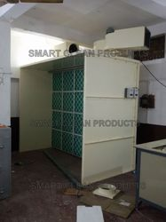Large Dry Paint Booth
