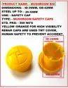 Rebar Mushroom Safety Caps Big