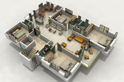 3D Architectural Modelling