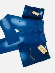 Regular Fit Casual Wear H & R Mens Jeans, Waist Size: 28.34