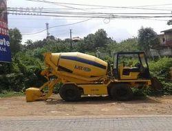 Concrete Mixer Rental In India