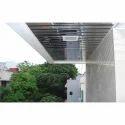 Linear Ceiling- High Mirror Chrome Finish