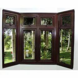 Colour UPVC Casement Windows