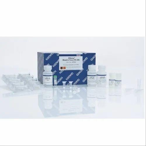 Qiagen Dna And Rna Purifications Qiagen Qiaamp Circulating Nucleic Acid Kit Manufacturer From Delhi