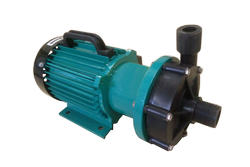 Sealless Magnetic Drive Chemical Process Pump In PVDF